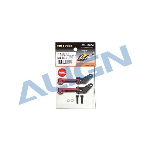 Align Trex 700X/ 700NX Control Arm Set H70H010XX