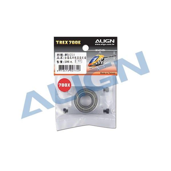 Align Trex 700X The 3RD Main Shaft Bearing Block H70B017XX