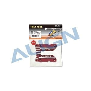 Align Trex 700X Shapely Reinforcement Plate and Brace Assembly H70B012XX
