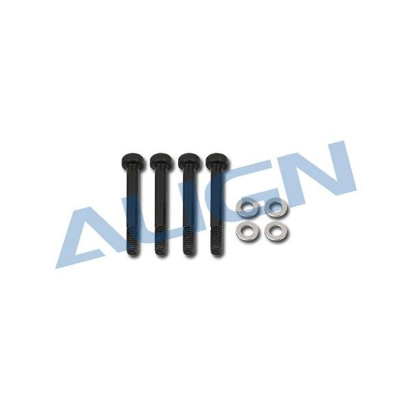 Align Trex 500E H50187 M2.5 socket collar screw