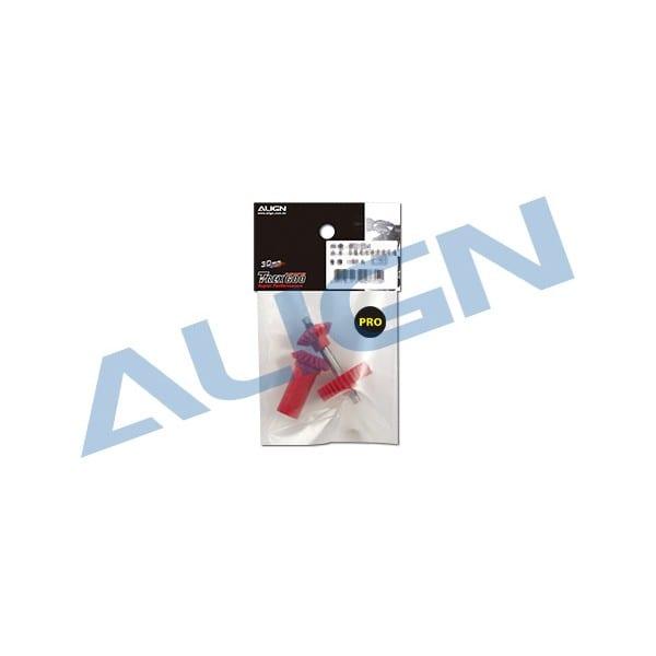 AlignTrex 600 Pro/550E/550X M0.8 Torque Tube Front Drive Gear Set/34T H60G002AX