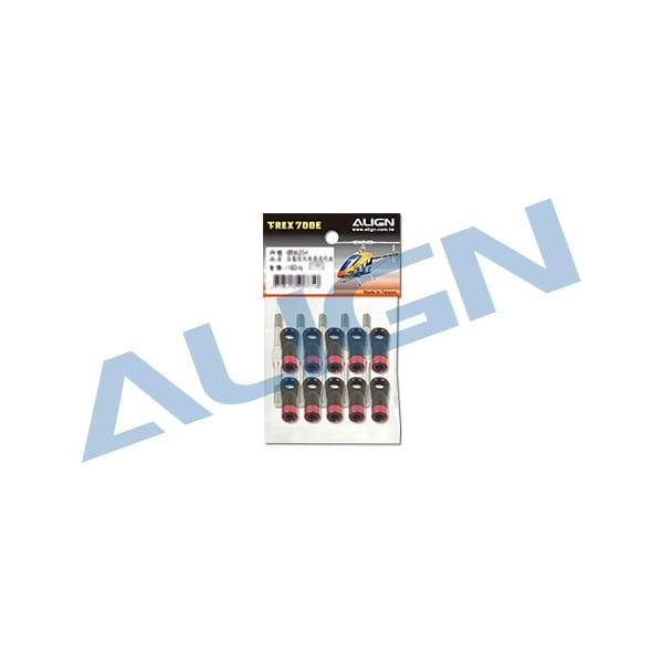 Align Trex 550X / 700X Counter Thread Main Linkage Rod Set H70Z007AX