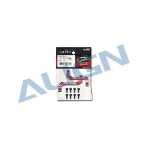 Align Trex 470L /450 Metal Shapely Reinforcement Plate/ Brace Assembly H45B008AX