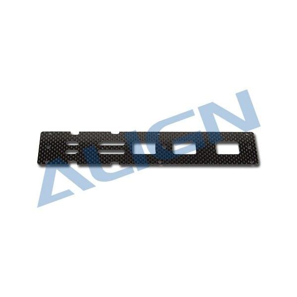 Align Trex 500E Pro H50160 Carbon Bottom Plate/1.6mm