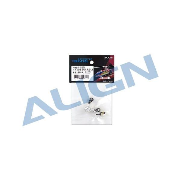 Align Trex 470L Tail Pitch Assembly H47T016XX