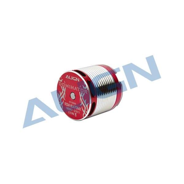 Align Trex 470MX RCM-BL470MX Brushless Motor (1800KV) HML47M01