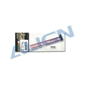 Align Trex 150 Tail Boom -Red H15T002XR