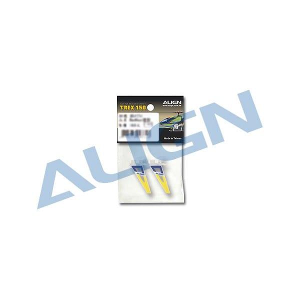 Align Trex 150 Vertical Stabilizer H15T001XX
