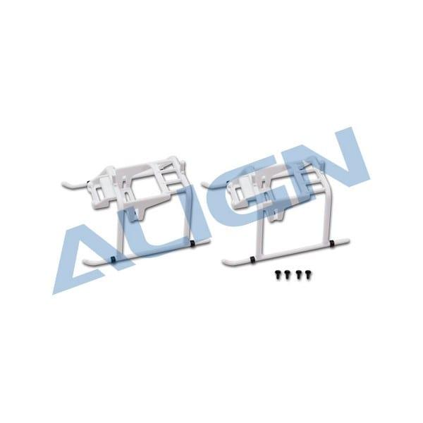 Align Trex 150 Landing Skid White H15F001XX