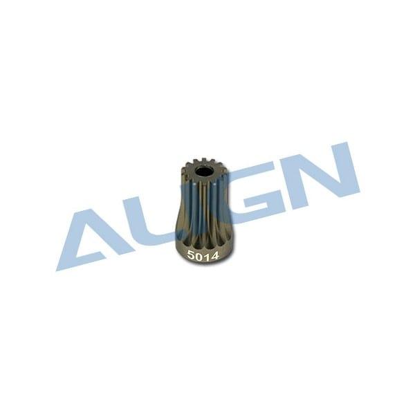 Align Trex 500E H50061 Motor Pinion Gear 14T