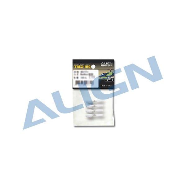 Align Trex 150 Tail Blade (23) - White HQ0233A