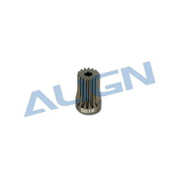 Align Trex 500E H50063 Motor Pinion Gear 16T