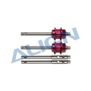 Align Trex 470L Metal Tail Rotor Shaft Assembly H47T021XX