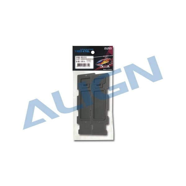 Align Trex 470L Battery Mount H47B003AX