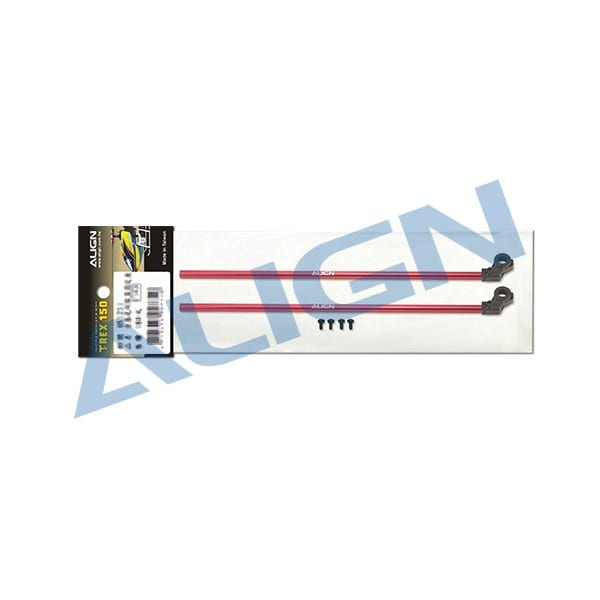 Align Trex 150 Tail Boom -Red H15T002AR