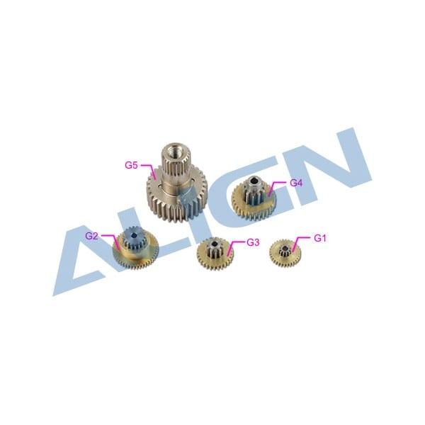 Align DS535 Servo Gear HSP53502