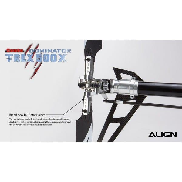 Align Trex 500X Super Combo RH50E18X