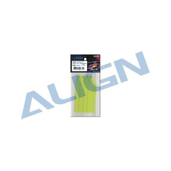 Align Trex 470L (74) Tail Blade HQ0743C