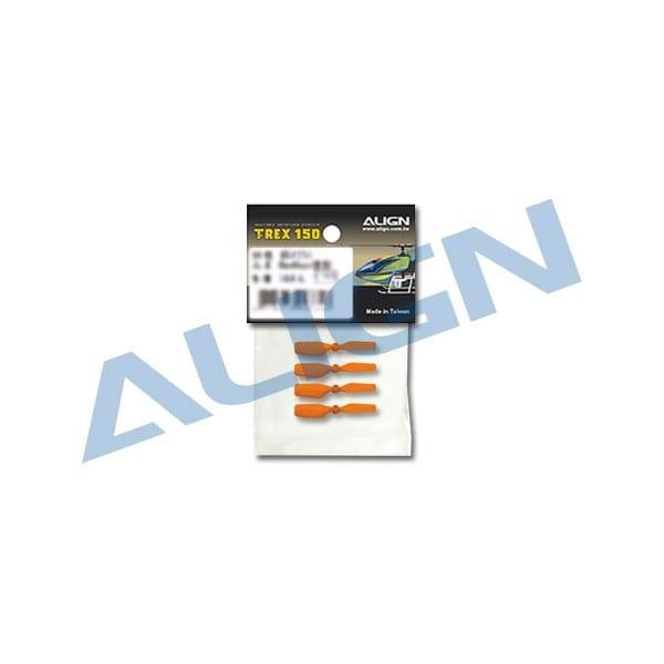 Align trex 150 Tail Blade - Orange HQ0233D
