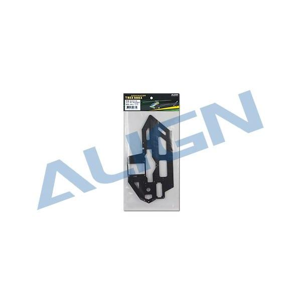 Align Trex 500X Carbon Main Frame ( R ) H50B016XX