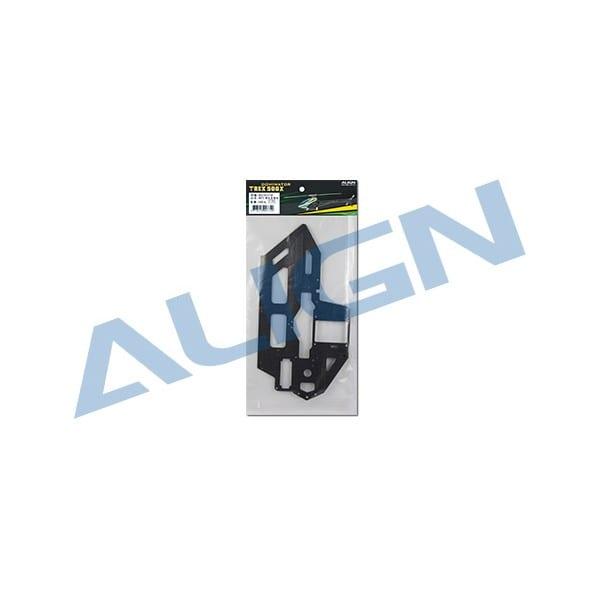 Align Trex 500X Carbon Main Frame ( L ) H50B015XX