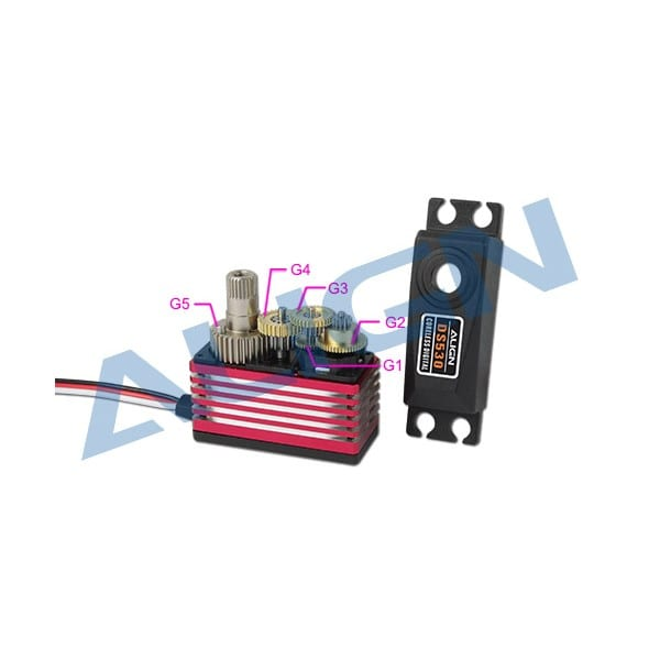 Align DS530 Servo Gear HSP53002 for DS530 and DS530M Servos
