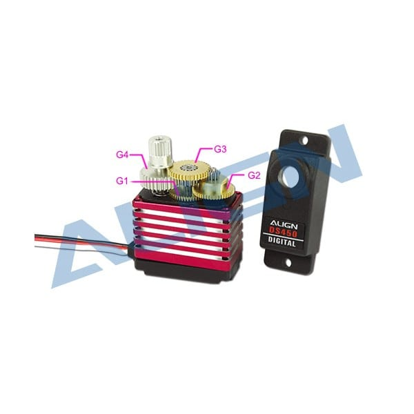 Align DS450 Servo Gear HSP45002 for DS450 and DS450M Servos
