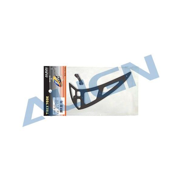 Align Trex 700X/700L/700E/700N Carbon Fiber Vertical Stabilizer H70T014XX