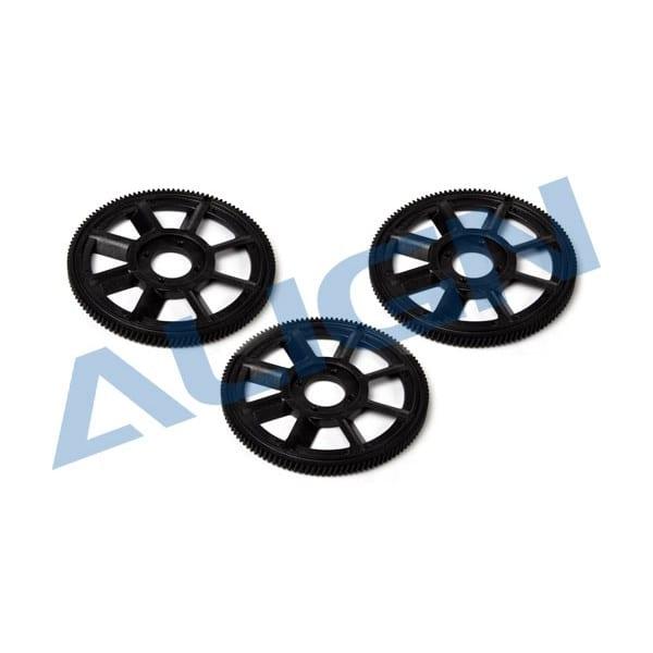 Align Trex 450 Series H45156QA Slant Thread Main Drive Gear/121T