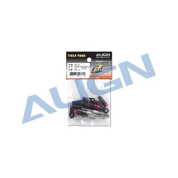 Align Trex 760X Linkage Rod Set H76Z001XX