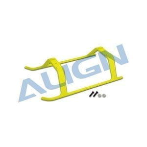 Align Trex 450L/Pro H45050QY Landing Skid-Fluorescence Yellow