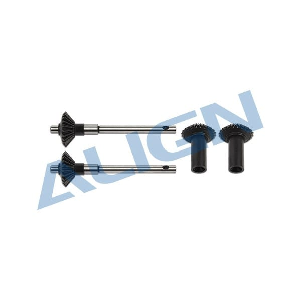 Align Trex 470LT Torque Tube Rear Drive Gear Set H47T028XX