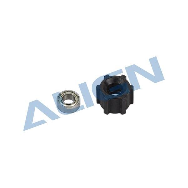 Align Trex 470LT Torque Tube Bearing Holder H47T027XX