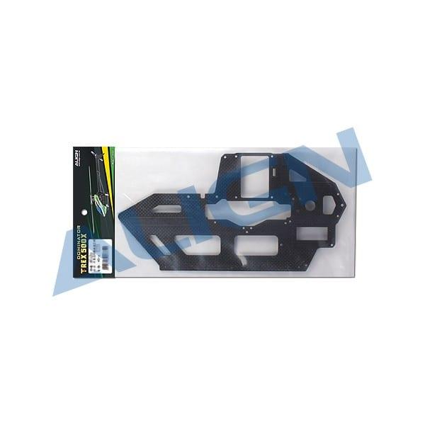Align Trex 500X / 500XT Carbon Main Frame (L) H50B015AX