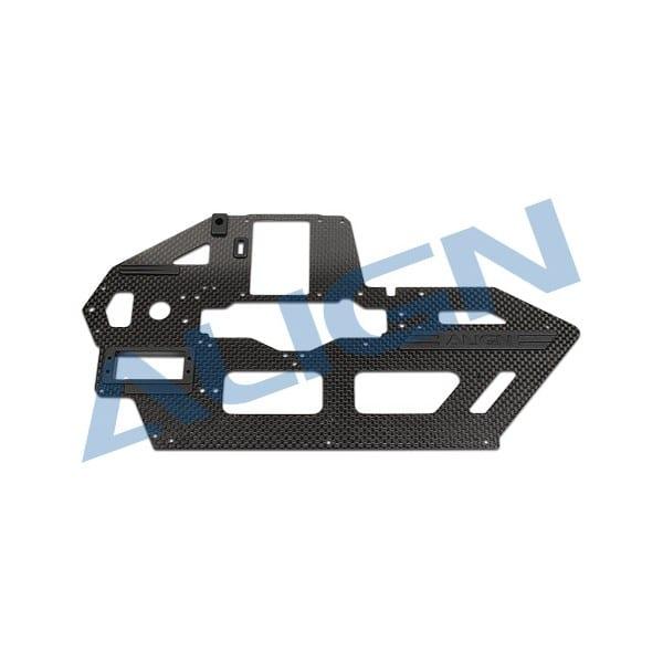 Align Trex 500X / 500XT Carbon Main Frame (R) H50B016AX