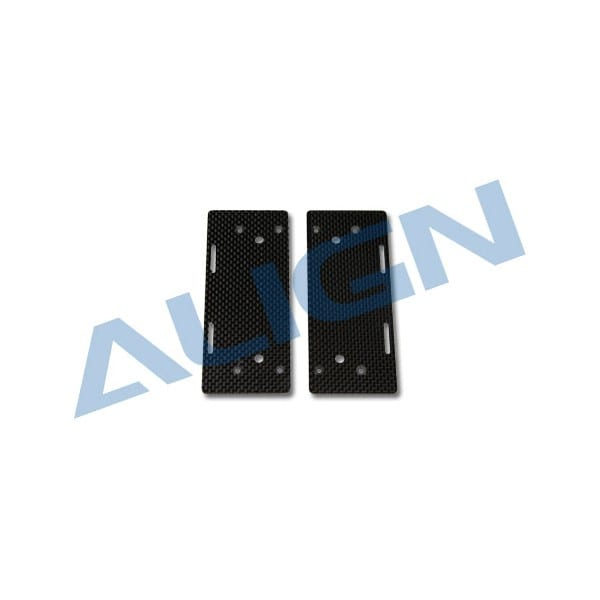 Align Trex 800E Auxiliary Battery Bottom Plate Set H80T012XX