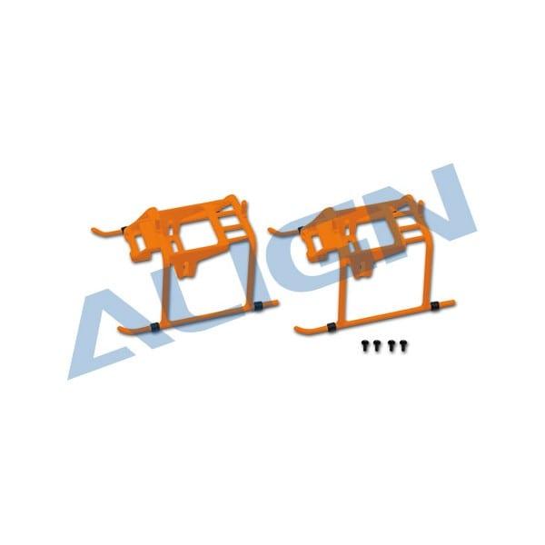 Align Trex 150 Landing Skid- Orange- H15F001XO