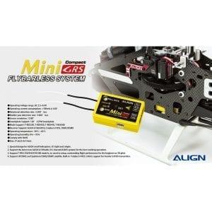 Align MiniGRS Flybarless System HEGGRS01
