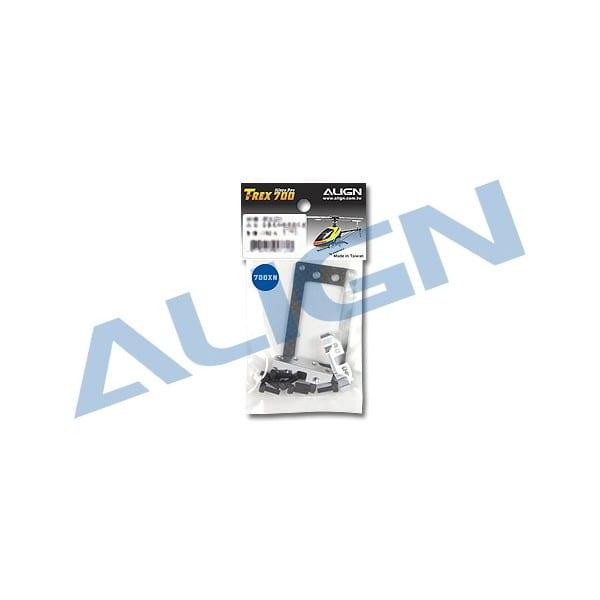 Align 600XN Rudder Servo Mount Set H6NB010XX