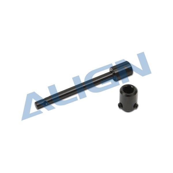 Align Trex 600XN Clutch /Start Shaft H6NB015XX