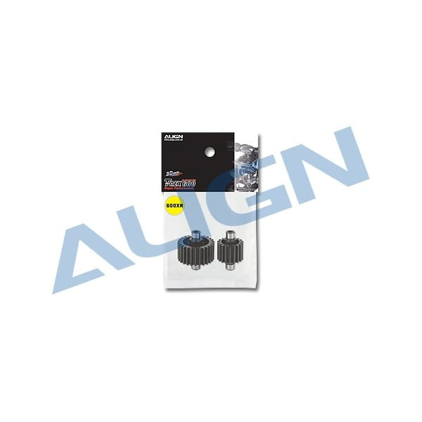Align Trex 600XN Idler Pulley Spur Gear H6NG002XX