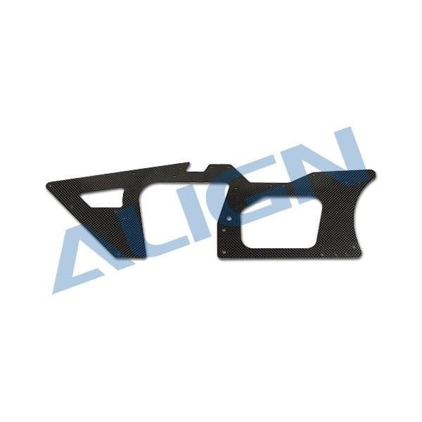 Align Trex 700XN Carbon Fiber Main Frame (Lower side) H7NB017XX