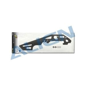 Align Trex 700XN Carbon Fiber Main Frame (Upper) H7NB016AX