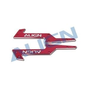 Align Trex 700XN Shapely Reinforcement Plate and Brace Assembly H7NB024XX