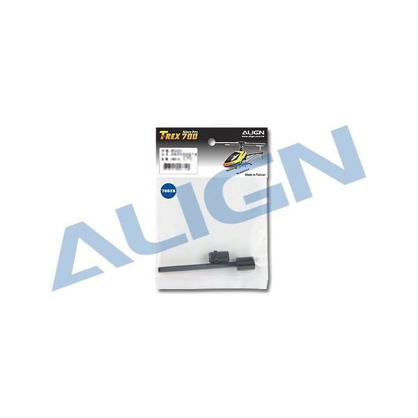 Align Trex 700XN Clutch / Start Shaft H7NB020XX