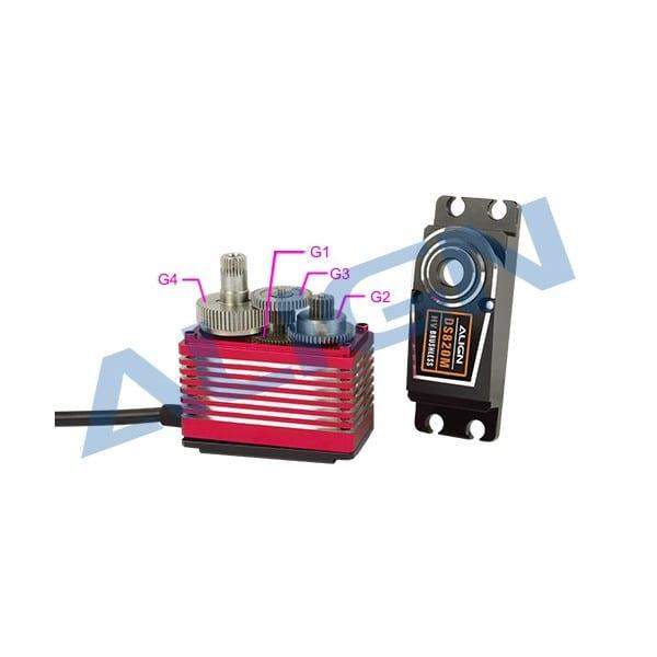 Align DS820 Servo Gear Set HSP82001