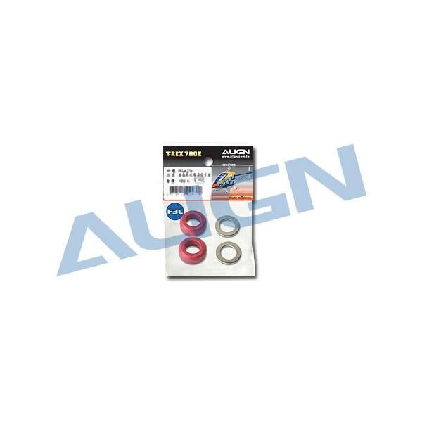 Align Trex 700E F3C HN7024A Damper Rubber