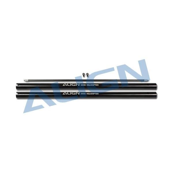Align Trex 300X Dominator Tail Boom Set H30T001XX