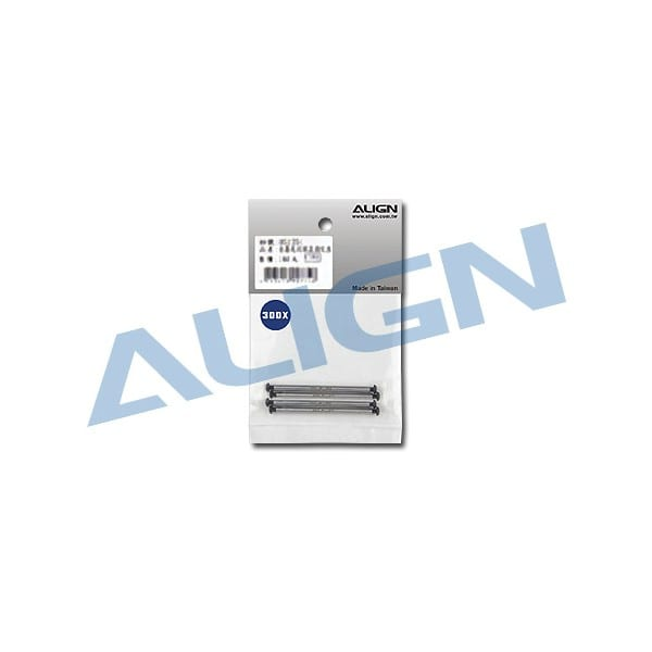 Align Trex 300X Dominator Feathering Shaft H30H003XX