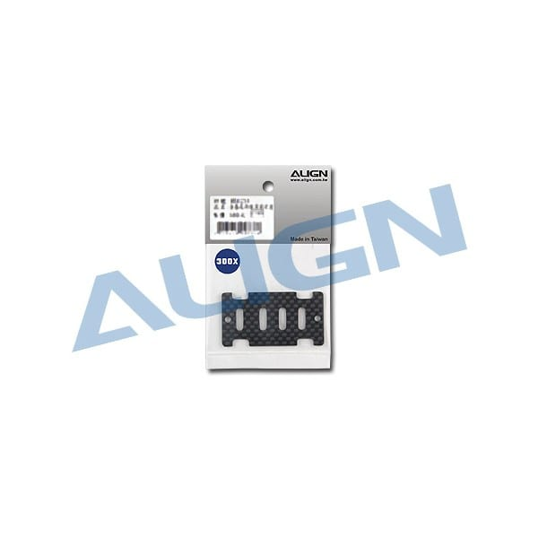 Align Trex 300X Dominator Battery Mount H30B003XX